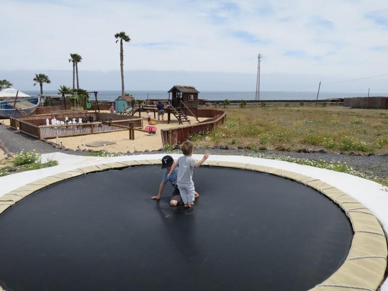 Spielplatz am Meer, Lantarote Retreats