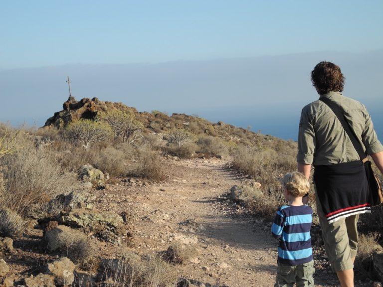 Wandern auf El Cabrito