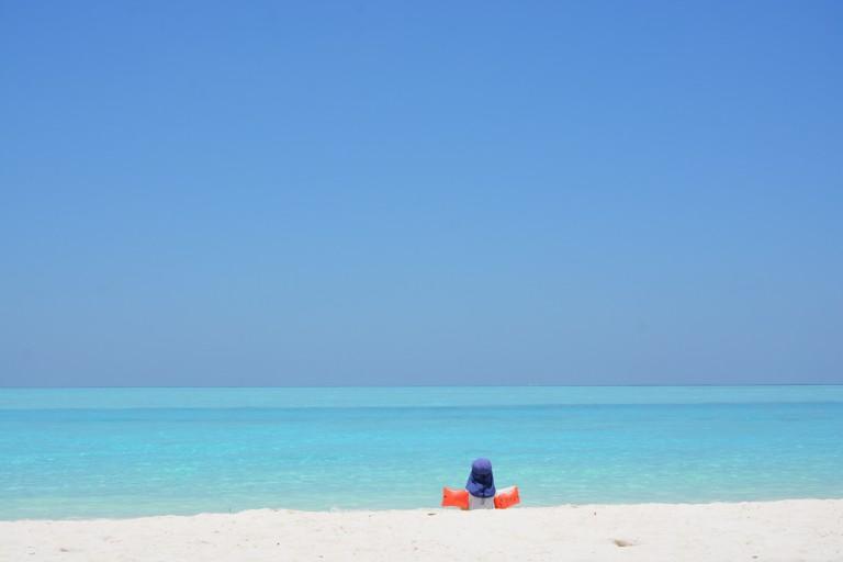 Mit kleinen Kindern auf die Malediven!?