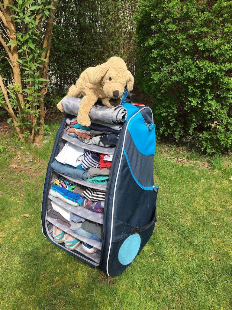 Der perfekte Kinderkoffer - und wie ich ihn packe!