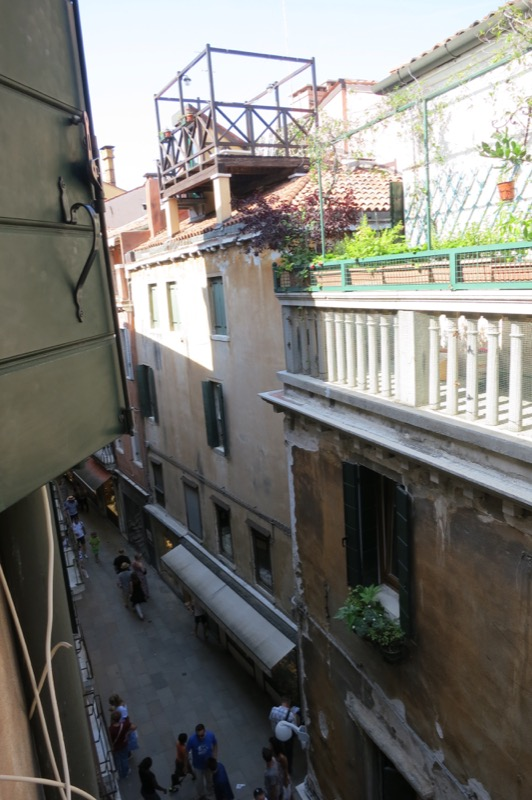 Venedig aus Zimmer von Abatea B&B