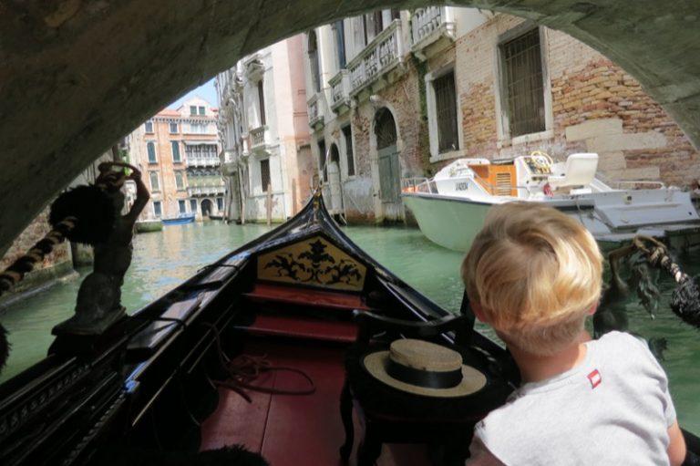 Gondel, Venedig
