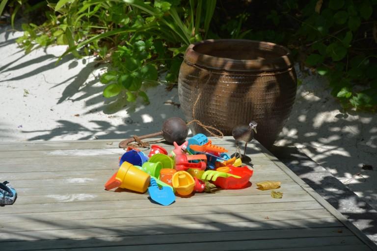 Unsere Sandspielzeugauswahl muss in jeden Urlaub mit!