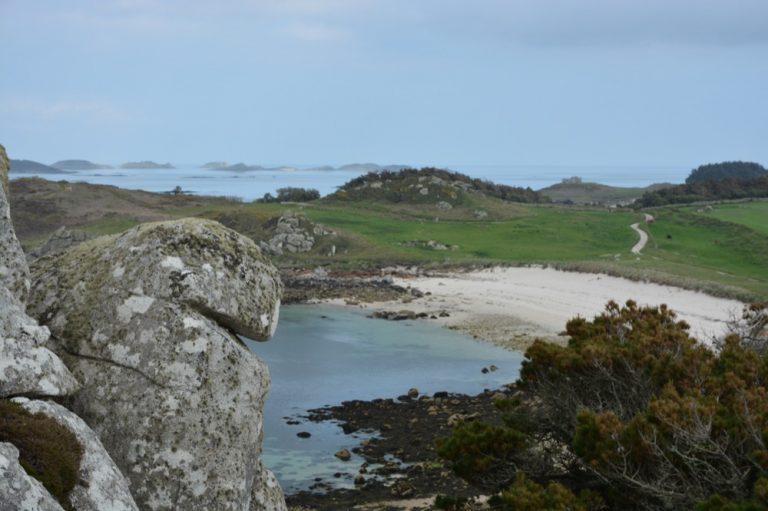 Und noch ein Strand... Tresco Isles of Scilly