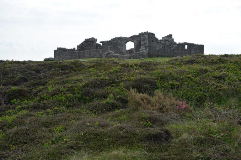 Ruinen des King Charles Castle