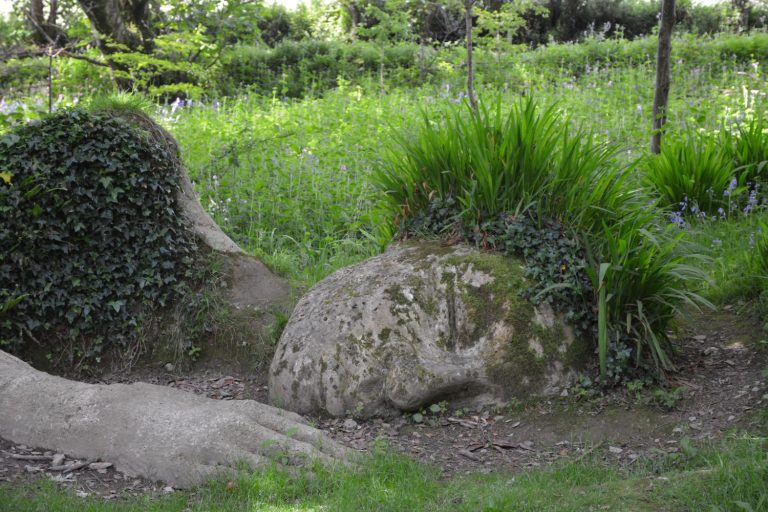 Mudmaid, The Lost Gardens of Heligan, Cornwall