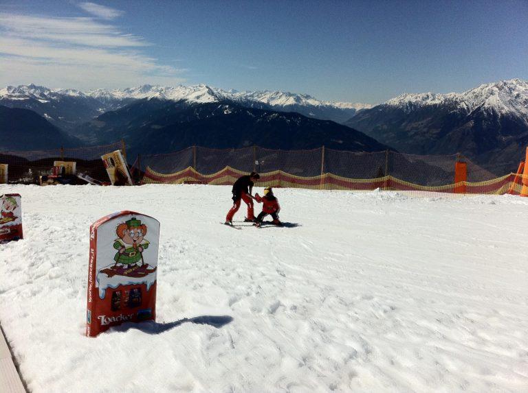 Mini-Club-Skikurs Meran 2000