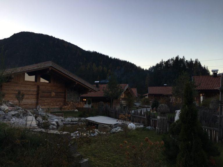 Hütten im Chaletresort LaPosch