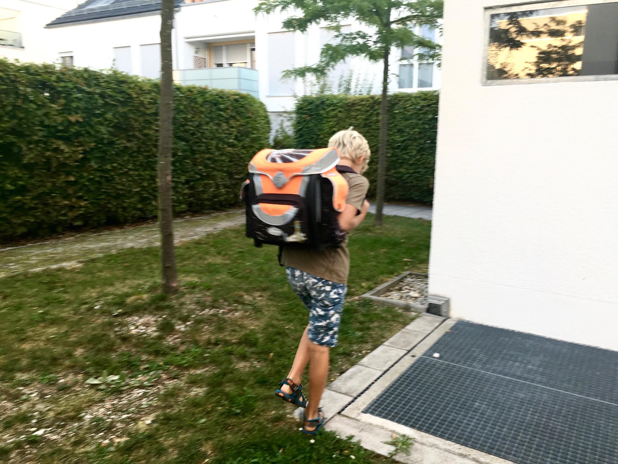 Reisen in den Schulferien
