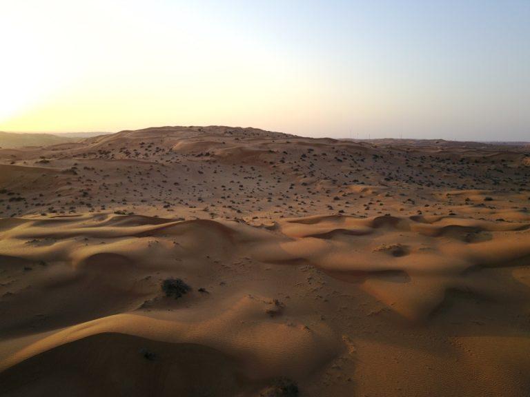 Wüste Ras al Khaimah, al Wadi Desert