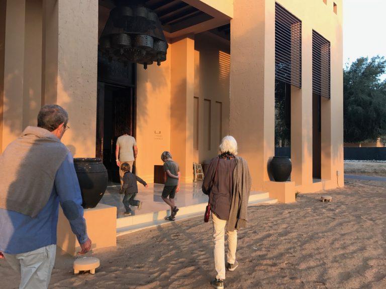 Samar Lounge/Moon Bar Al Wadi Desert
