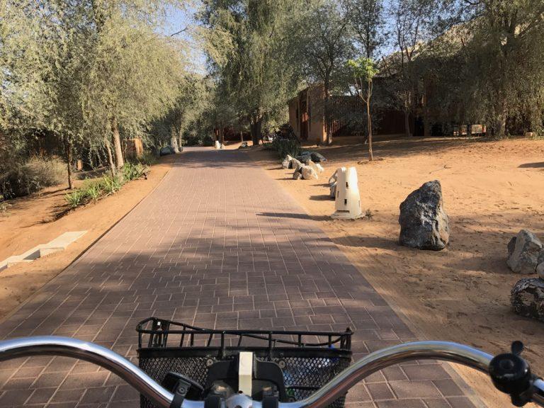 Bike Tour, al Wadi Desert, a Ritz Carlton Partner Hotel