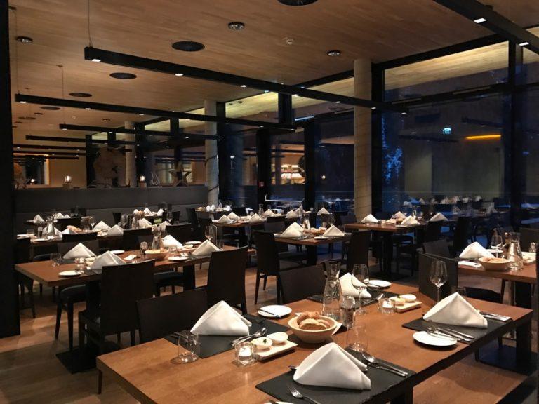 Restaurant Gradonna Mountain Resort