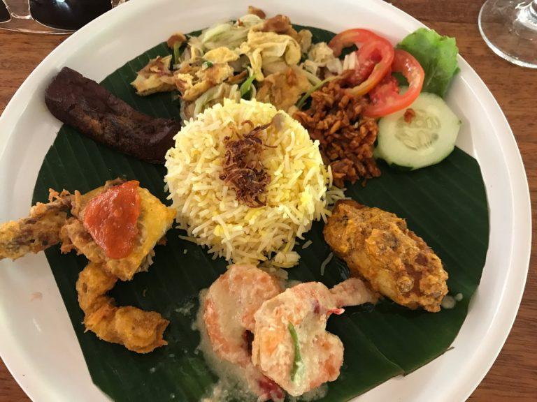 indonesische Spezialitäten