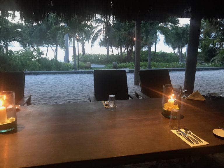 Restaurant Nikoi Island
