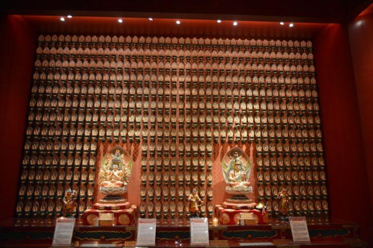 Buddha Tooth Relic Tempel Singapur