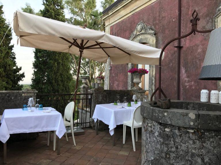 Monaci delle Terre Nere: Restaurant