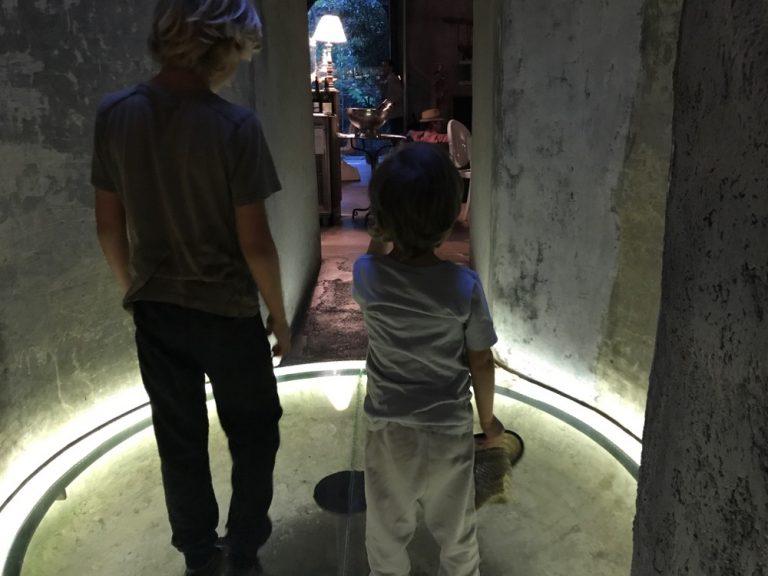 Monaci delle Terre Nere: Lobby