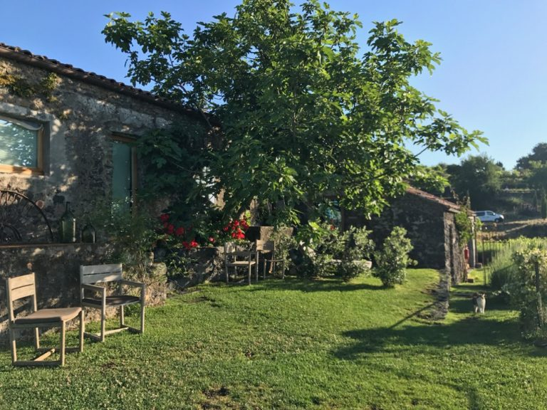 Monaci delle Terre Nere: Garten