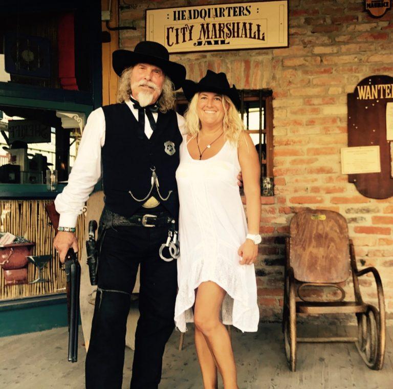 Der Sheriff und ich - Pullman City Westernstadt
