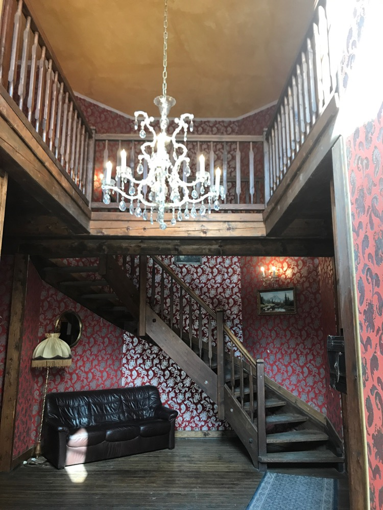Lobby Palace Hotel Pullman City