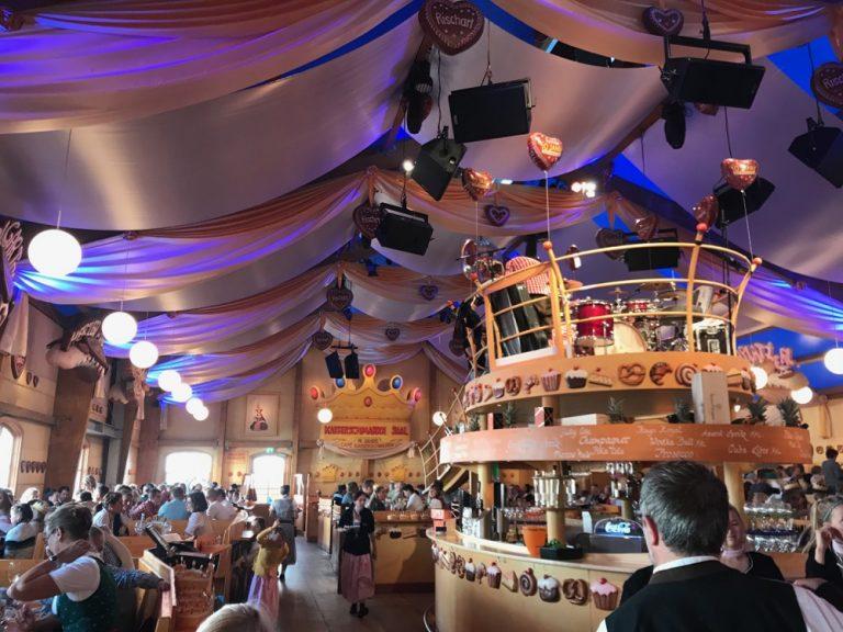 Café Kaiserschmarrn, Oktoberfest