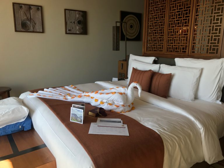 Schlafzimmer Anantara Cliff Pool Villa
